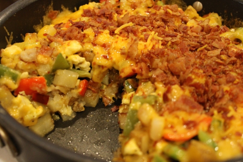 recipe breakfast hash