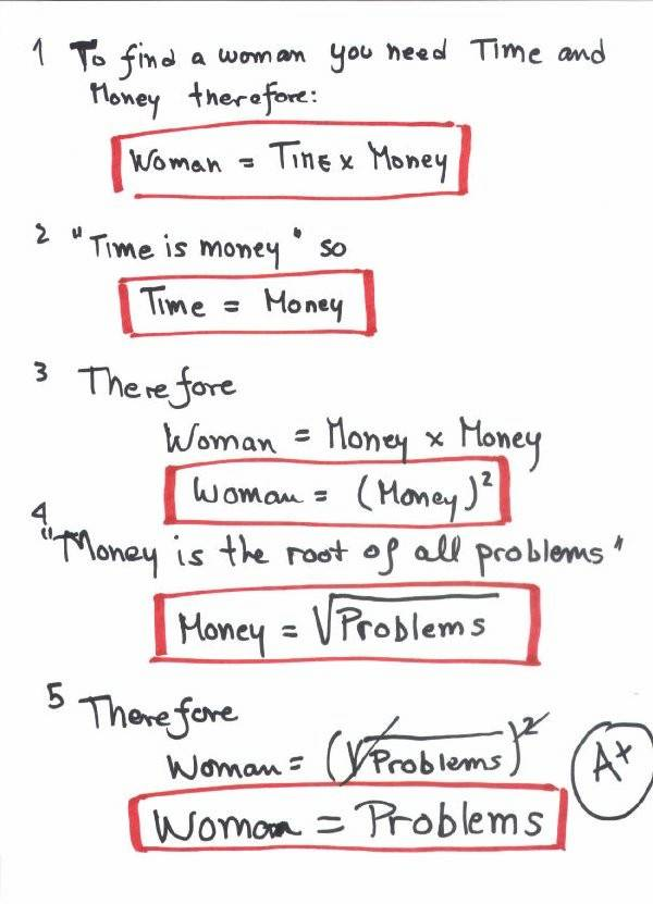 Explaining Women